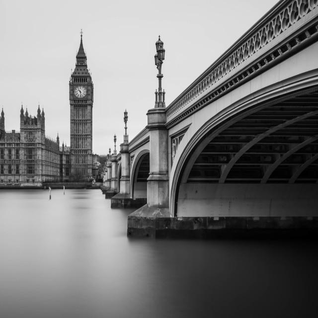 """Westminster Still"" stock image"