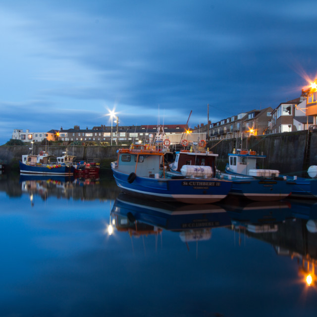 """Seahouses"" stock image"