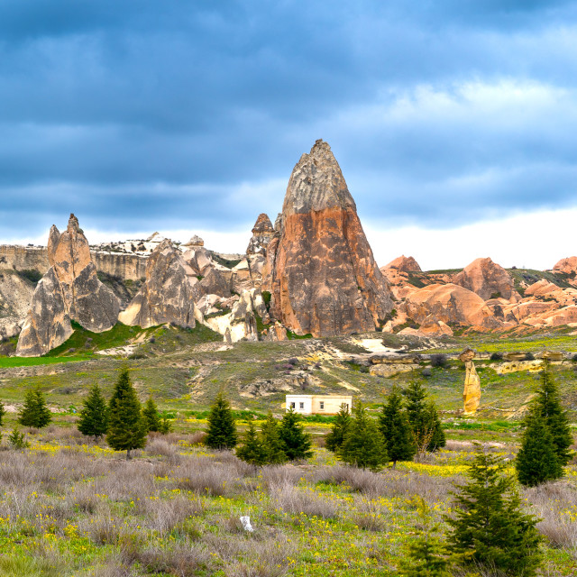 """Goreme National Park"" stock image"