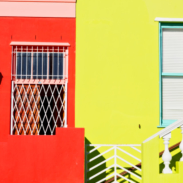 """""""in south africa cape town architecture"""" stock image"""
