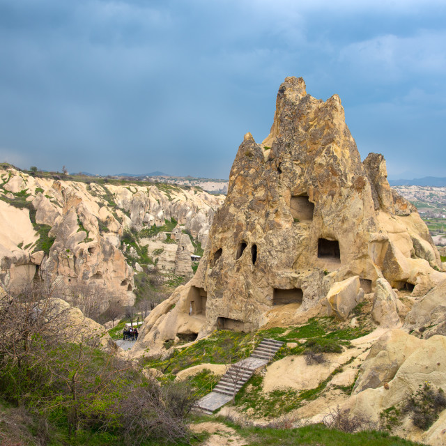 """Goreme Open Air Museum"" stock image"