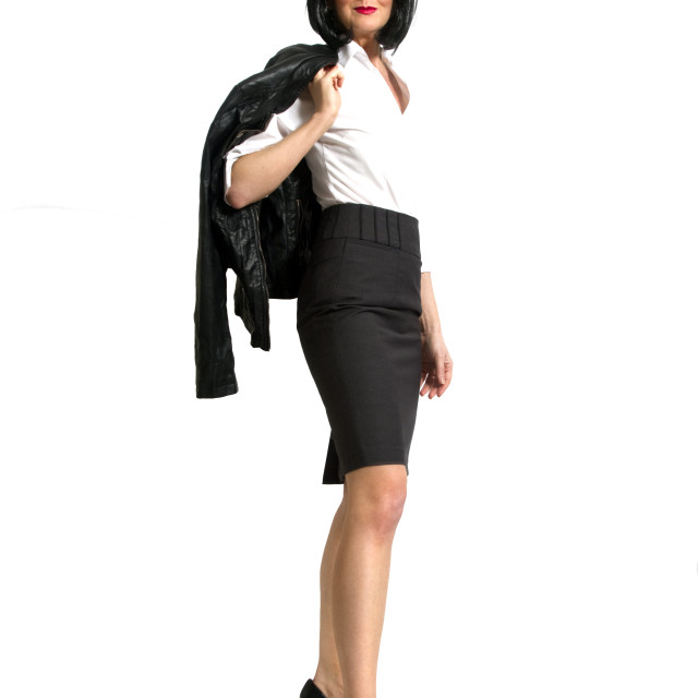 """Business Woman"" stock image"