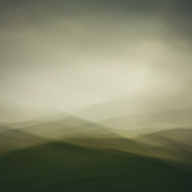"""Mountains from Molehills II"" stock image"