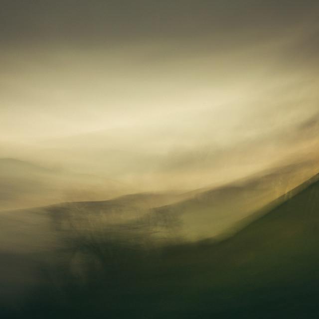 """""""Mountains from Molehills III"""" stock image"""