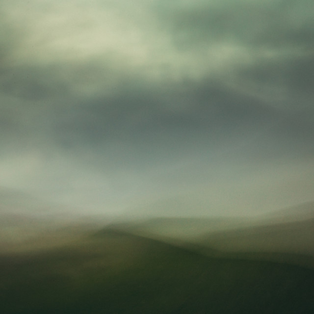 """""""Mountains from Molehills IV"""" stock image"""