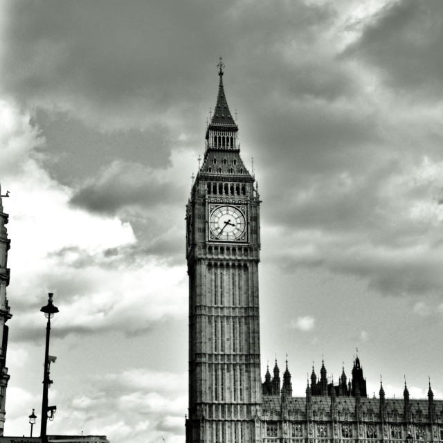 """""""Houses of Parliament"""" stock image"""
