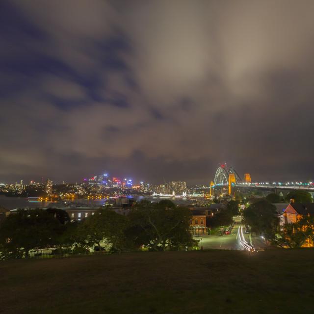 """Sydney city"" stock image"