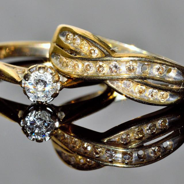 """Rings"" stock image"