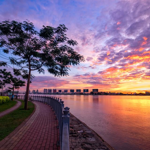 """""""Ho Chi Minh city, Viet Na"""" stock image"""