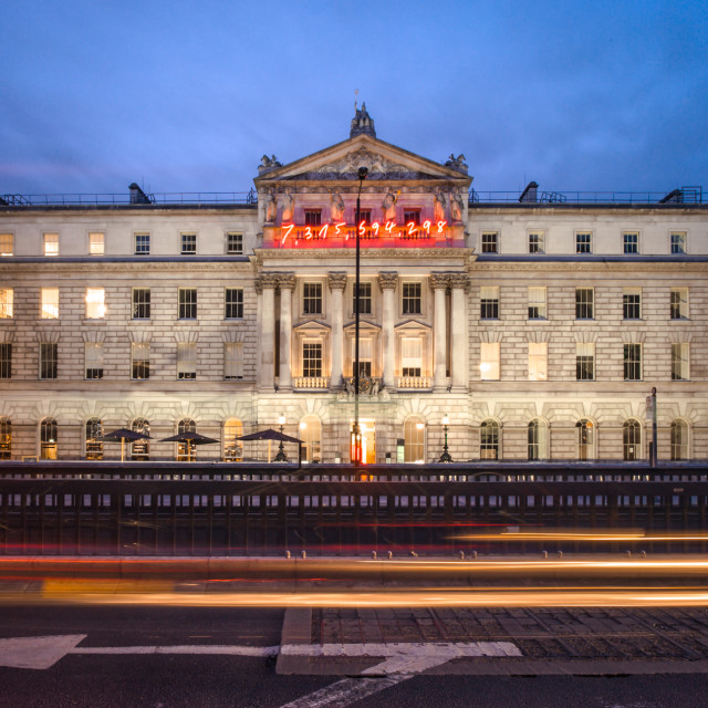 """Somerset House"" stock image"