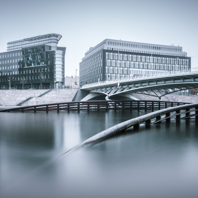 """Modern offices in Berlin"" stock image"