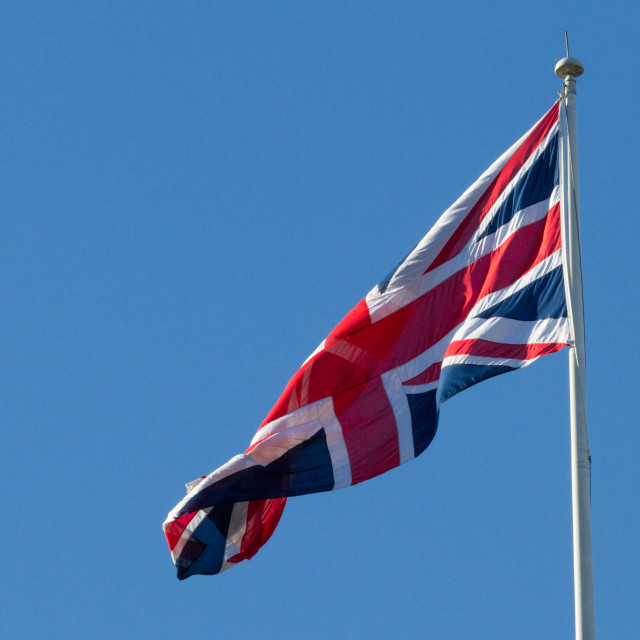 """Union Flag"" stock image"