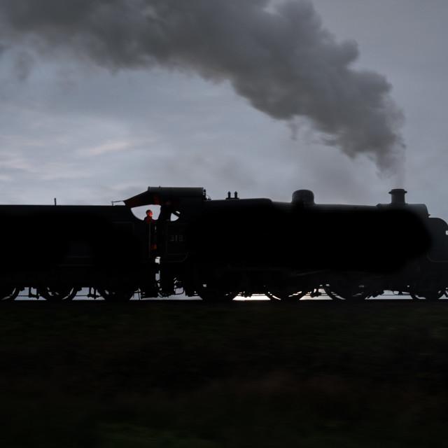 """U Class 2-6-0 No.31806"" stock image"