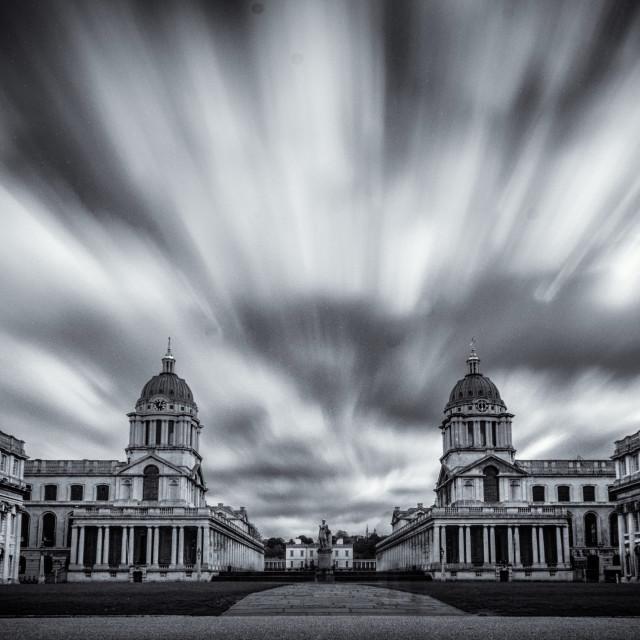 """Greenwich Exposure"" stock image"