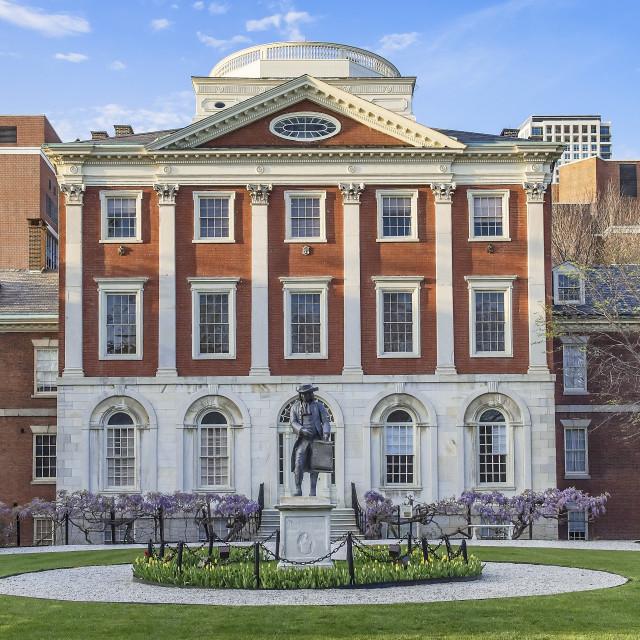 """Pennsylvania Hospital, ""Pennsy"", is a hospital Philadelphia, Pennsylvania, USA. Circa 1756. First hospital in the USA"" stock image"
