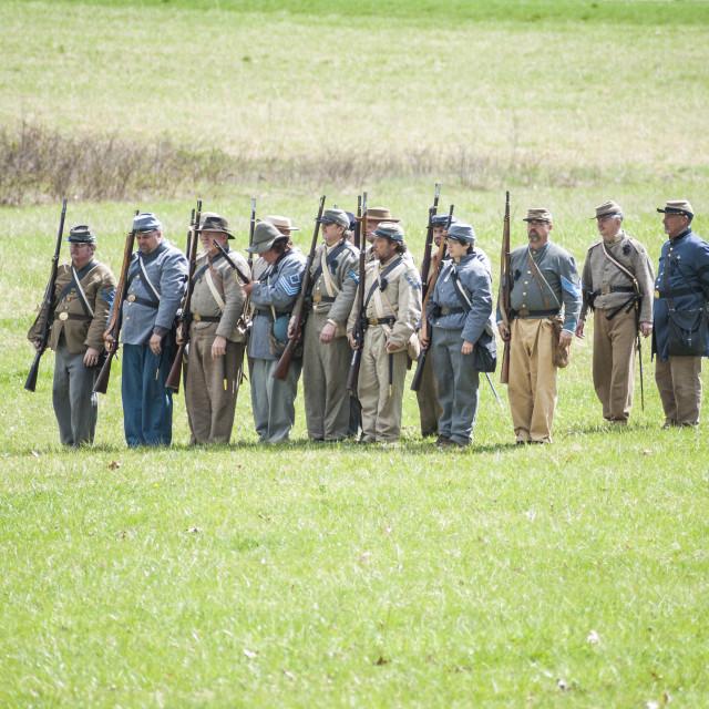 """Gettysburg"" stock image"