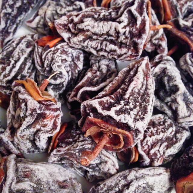 """""""Dried persimmon"""" stock image"""