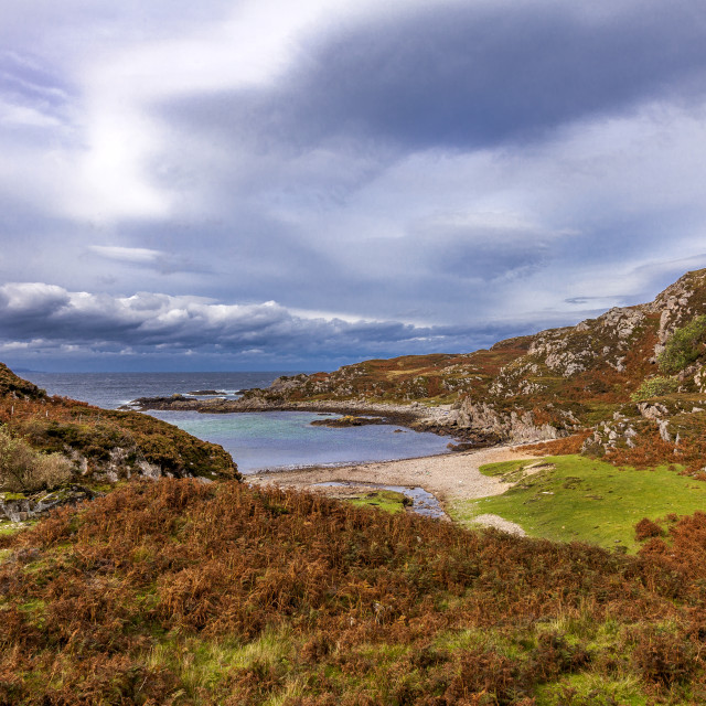 """Scotland Landscape"" stock image"