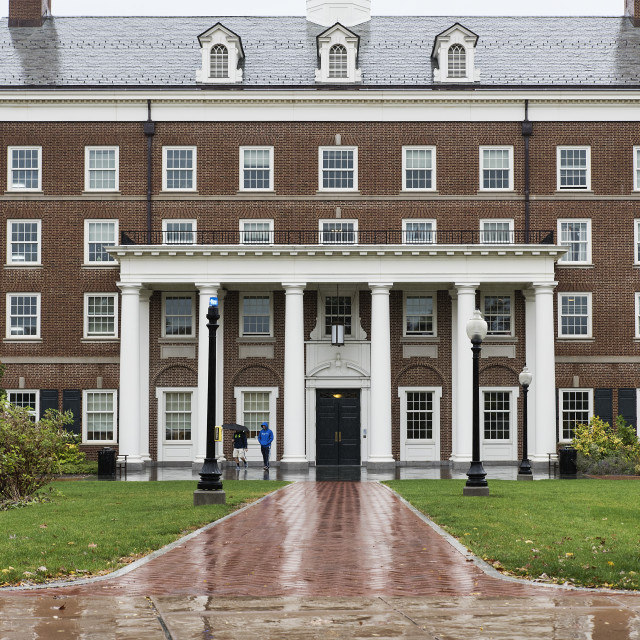 """Franklin and Marshall campus, Lancaster, Pennsylvania, USA"" stock image"