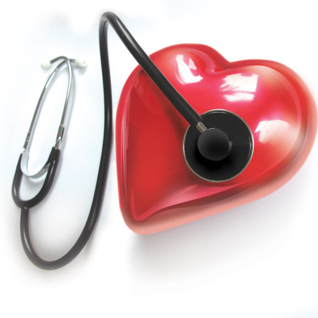 """Heartbeat"" stock image"