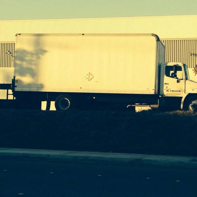 """Truck"" stock image"