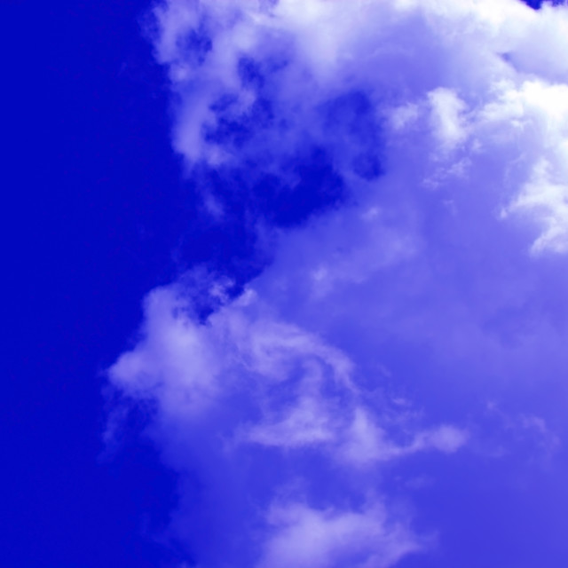 """Nubes"" stock image"