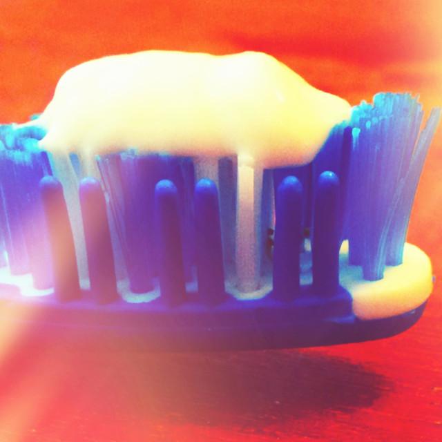 """Toothbrush"" stock image"