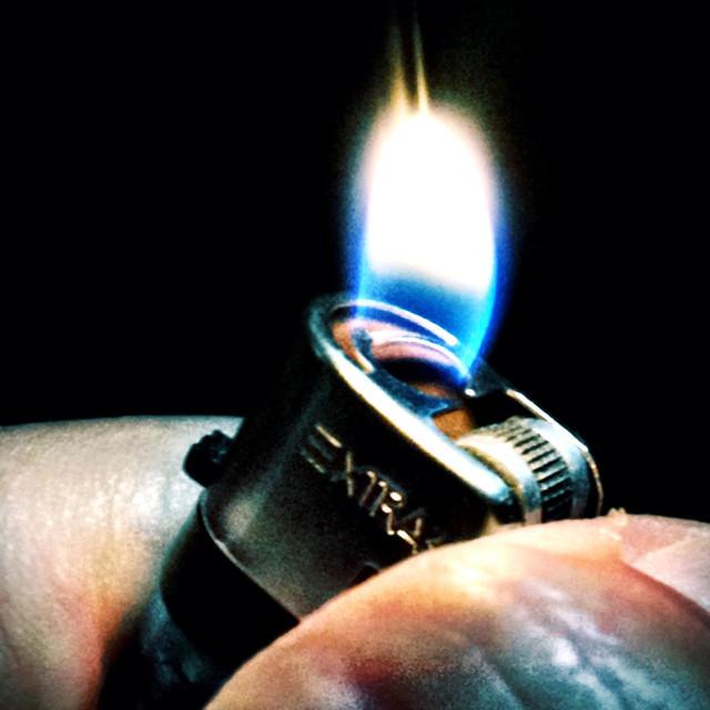 """""""Lighter"""" stock image"""
