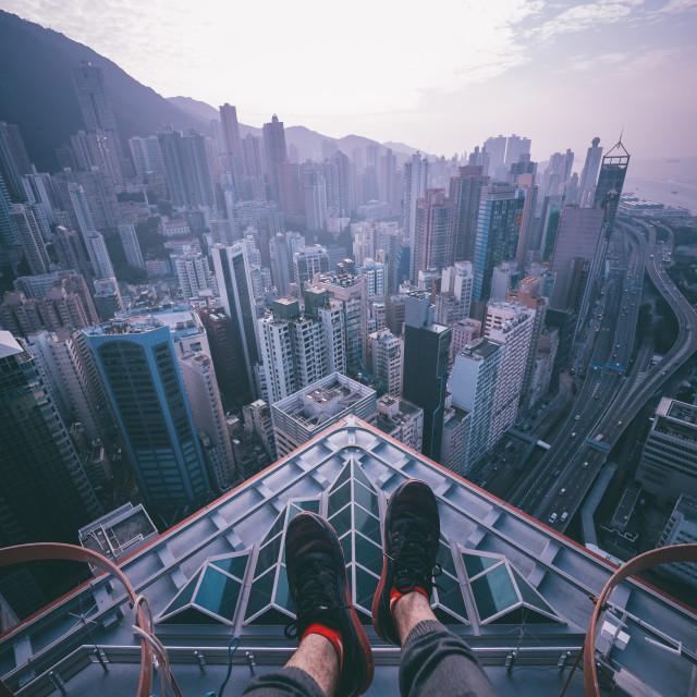"""Hyper Urban"" stock image"