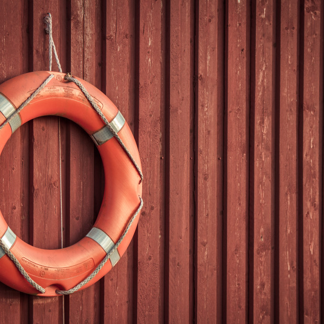 """""""Lifebuoy"""" stock image"""