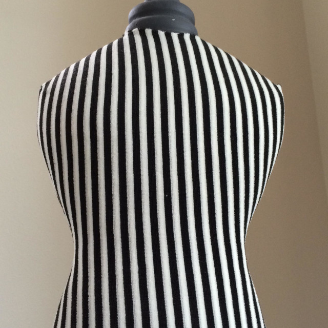 """""""Striped bust"""" stock image"""