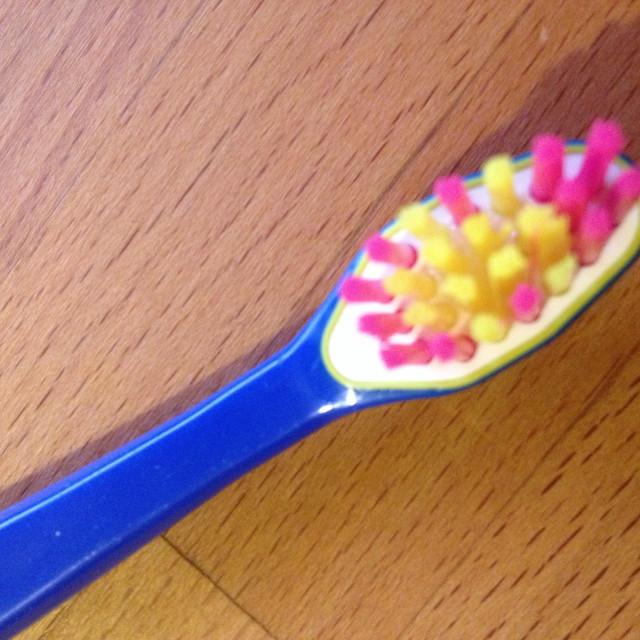 """""""Children toothbrush"""" stock image"""
