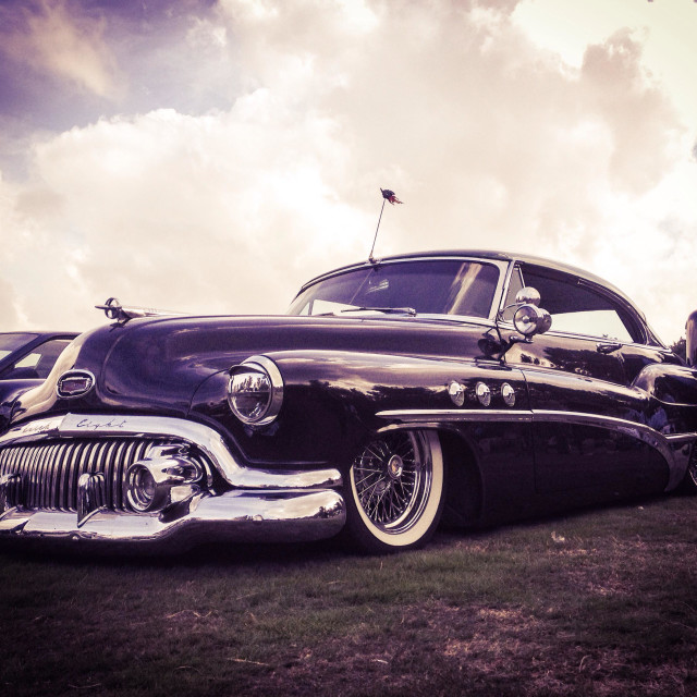 """Buick low rider"" stock image"