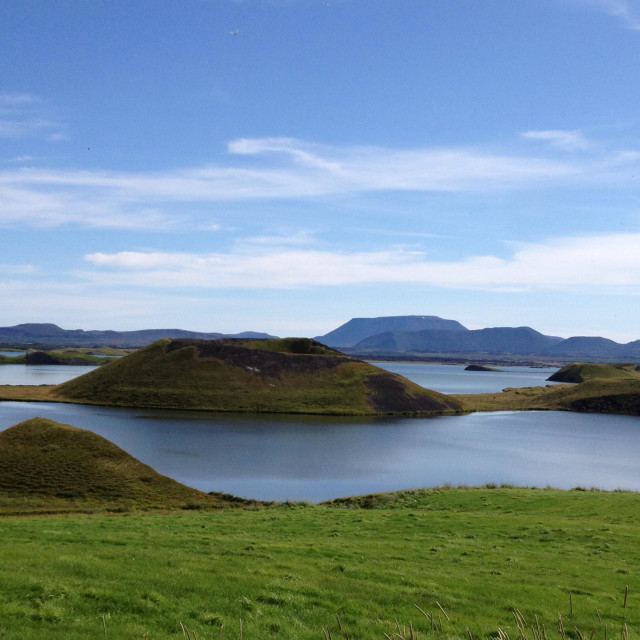 """""""Myvatn, Iceland"""" stock image"""