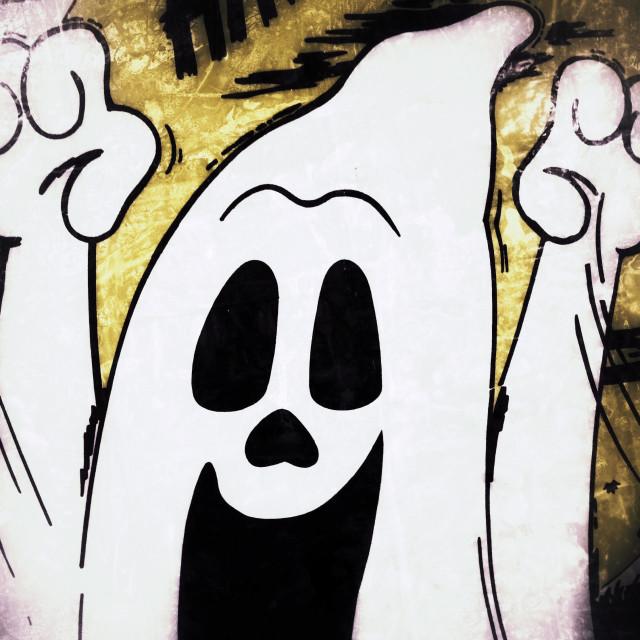 """""""Happy Halloween"""" stock image"""