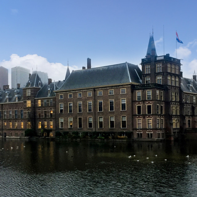 """""""The Hague, Netherlands"""" stock image"""