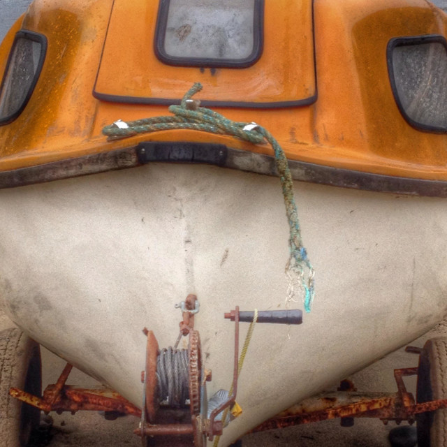 """Junior boat"" stock image"