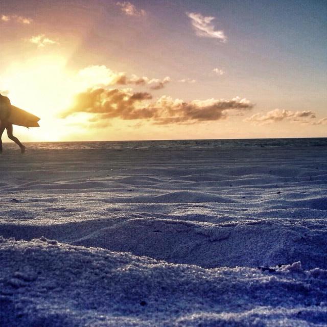 """Surfers life"" stock image"