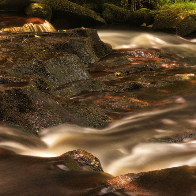 """Waterflow"" stock image"