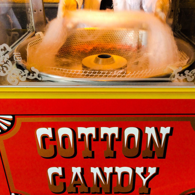 """Cotton candy"" stock image"