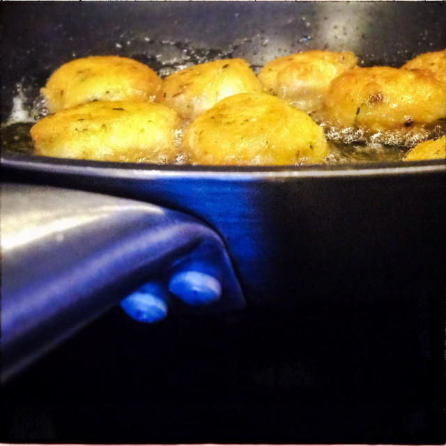 """Saucepan cooking on ceramic electric hob"" stock image"
