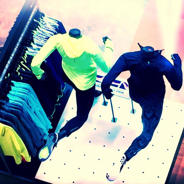 """Running gear"" stock image"