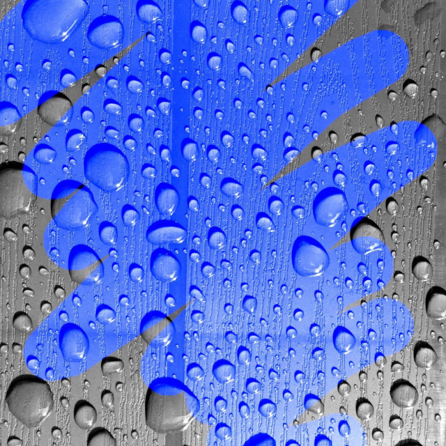 """""""Water Droplets"""" stock image"""