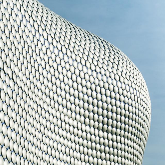 """Selfridges building, Birmingham"" stock image"