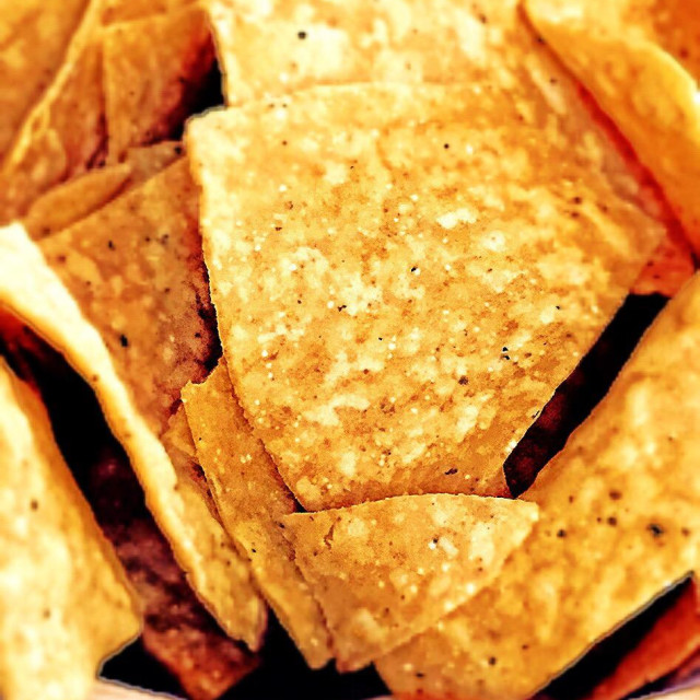 """Tortilla chips"" stock image"