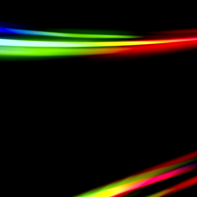 """""""Refracted light"""" stock image"""