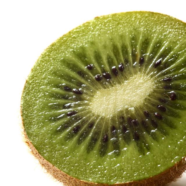 """""""Kiwi fruit"""" stock image"""