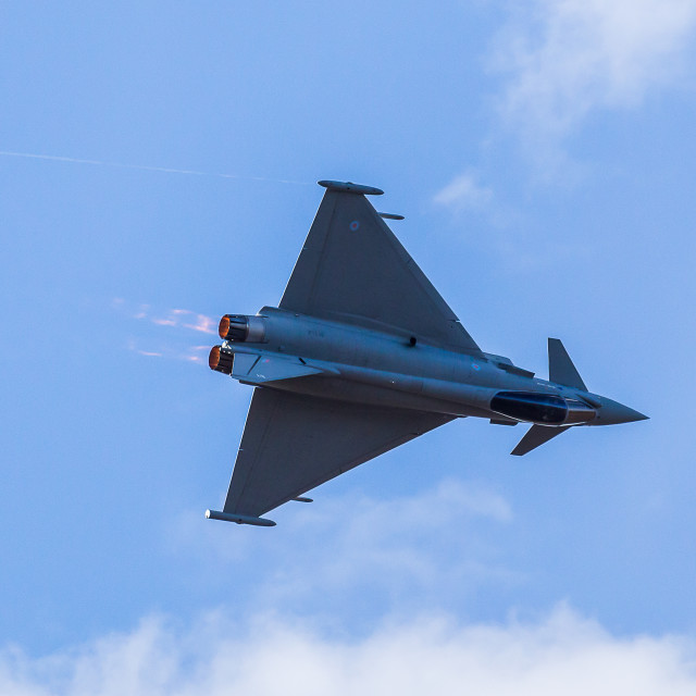 """Inverted Typhoon"" stock image"