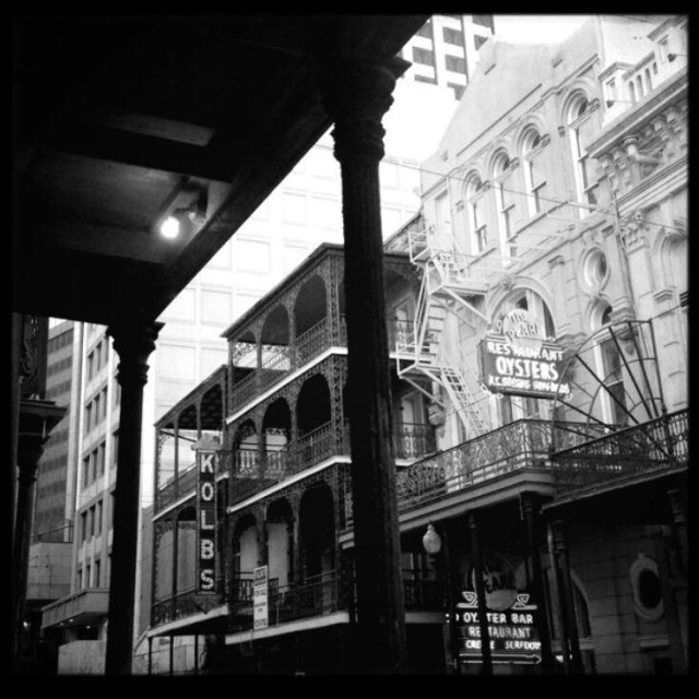 """New Orleans"" stock image"