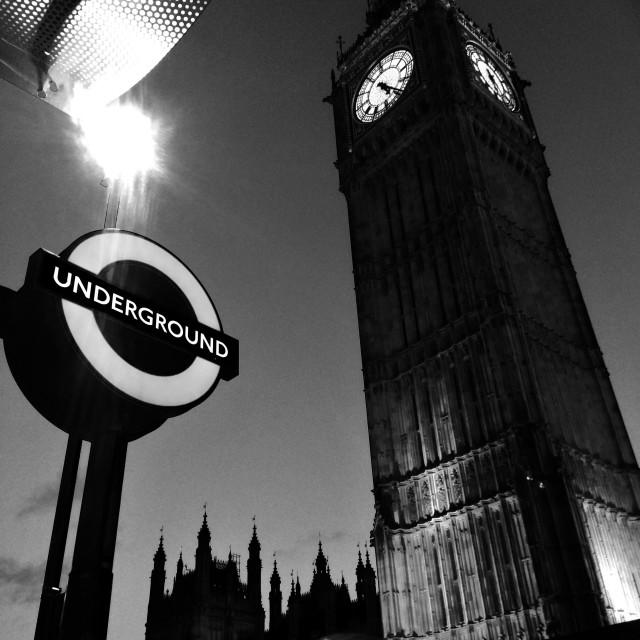 """London."" stock image"